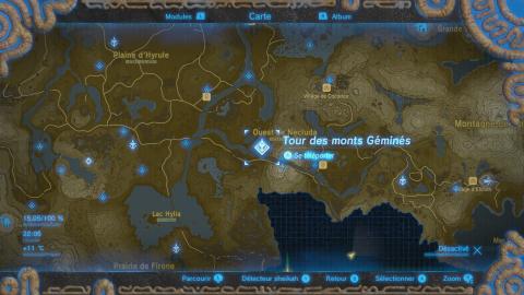 Tour des Monts Géminés