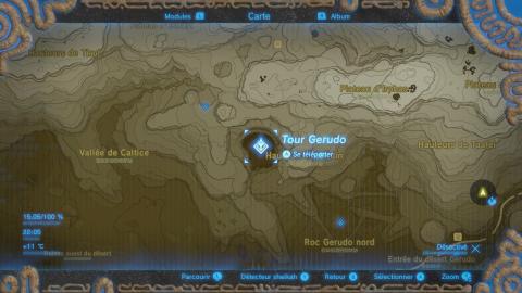 Tour Gerudo
