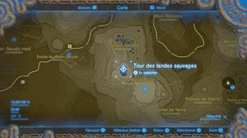 Tour des Landes Sauvages