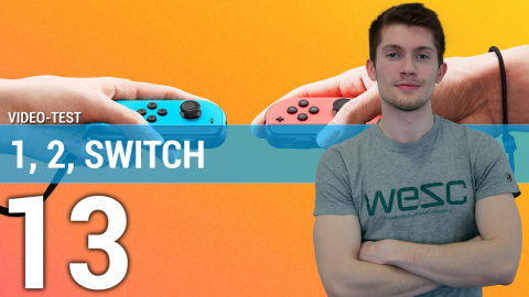 Jaquette de 1, 2 Switch : Notre avis sur le party-game de la Switch