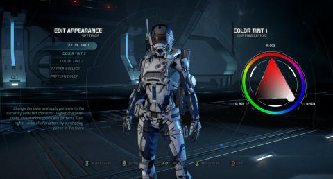 Mass Effect Andromeda Savegame - Modland