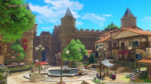Dragon Quest XI : Nos impressions après deux heures de jeu sur la version européenne