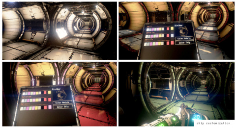 Genesis : Alpha One - le FPS rogue like spatial par excellence ? - GDC 2017