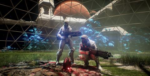 GDC : Genesis : Alpha One - le FPS rogue like spatial par excellence ?