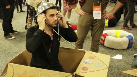 Jaquette de GDC : Jouer sans manette ni clavier ? Challenge accepté !
