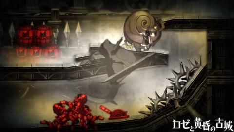A Rose in the Twilight, la nouvelle perle noire de NIS