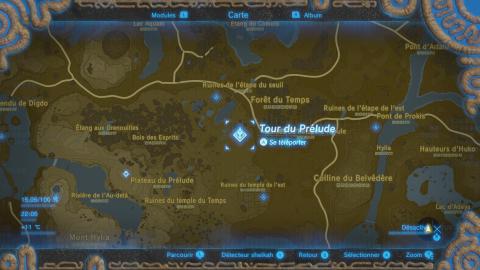 Où trouver le souvenir de Link n°7 ?