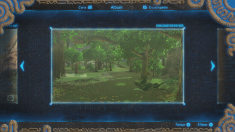 Où trouver le souvenir de Link n°12 ?