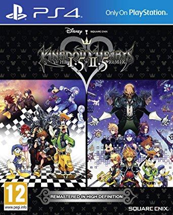 Kingdom Hearts HD 1.5 + 2.5 ReMIX sur PS4