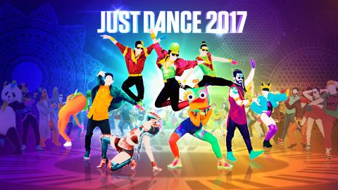 Jaquette de Just Dance 2017 : Un gameplay affiné pour une expérience des plus funs sur Switch