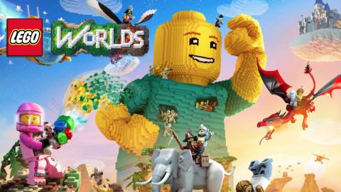 LEGO Worlds : Le jeu de construction ultime ?