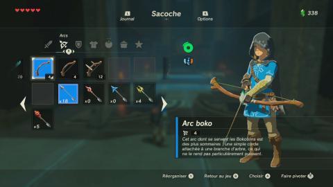 Les meilleurs arcs