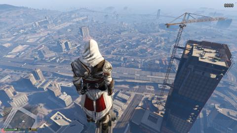 Mod Assassin S Creed Rencontre Gta Astuces Et Guide