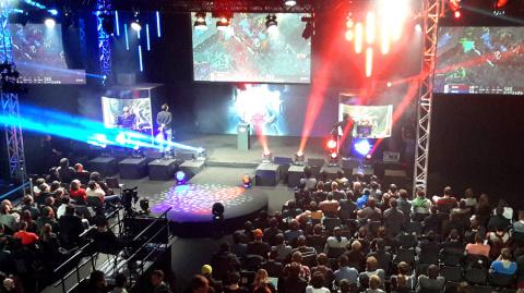 Jaquette de La Gamers Assembly revient du 15 au 17 avril 2017 à Poitiers