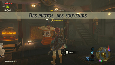 Des photos, des souvenirs
