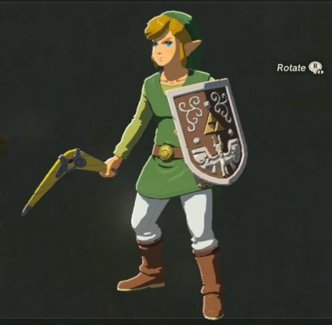 Zelda Cartoon (Super Smash Bros. et Edition Anniversaire)