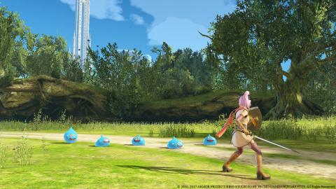 Dragon Quest Heroes II : Dans la veine du premier opus