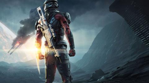 Nos premiers pas dans Mass Effect Andromeda