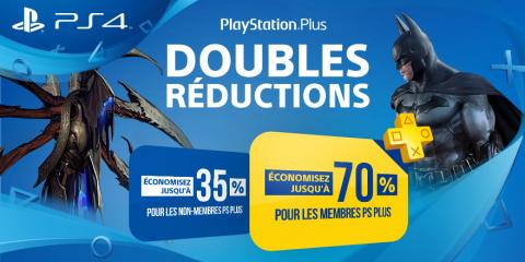 PlayStation Store : Les doubles réductions sont de retour !
