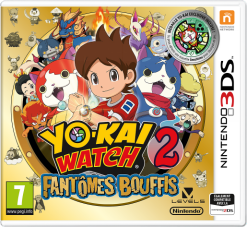 Yôkai Watch 2 : Fantômes Bouffis sur 3DS