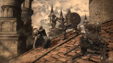 Deux cartes en plus pour le mode PvP — Dark Souls III