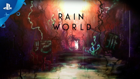Rain World sur PS4