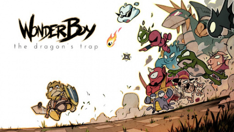 Wonder Boy : The Dragon's Trap sur ONE