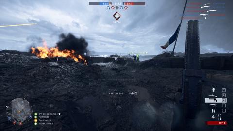 """Battlefield 1 : They Shall Not Pass : L'Armée française juste """"correcte"""" ?"""