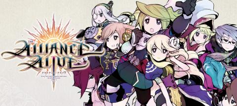 The Alliance Alive sur 3DS