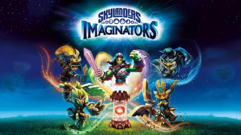Jaquette de Skylanders Imaginators : un portage en demi-teinte sur Nintendo Switch sur Switch