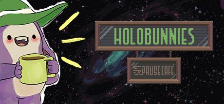 Holobunnies: Pause Café sur Linux
