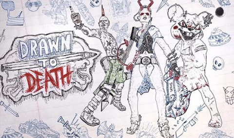 PlayStation Plus : Drawn to Death offert dès sa sortie
