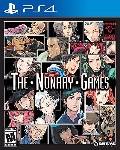 Zero Escape : The Nonary Games sur PS4