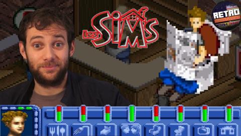 Rétro Découverte : Les Sims sur Game Boy ?