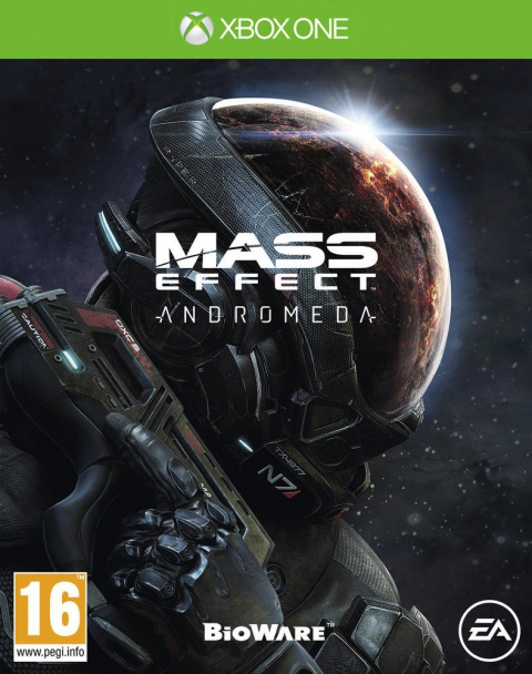 Mass Effect Andromeda sur ONE