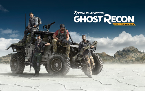 Jaquette de Ghost Recon Wildlands, soluce, dossiers kingslayer, légendes, armes, mods... Notre guide complet du jeu (MAJ)