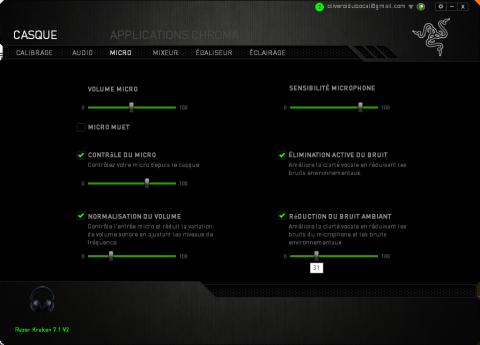 Test du casque Razer Kraken 7.1 v2 : L'heure est grave