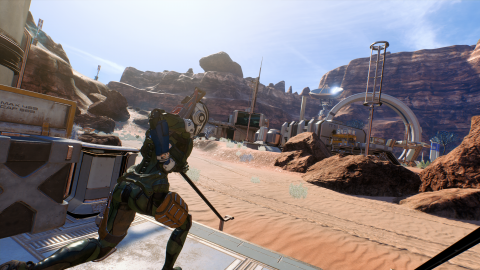 Mass Effect Andromeda : Nos captures de la version PC via Ansel