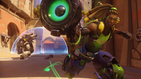 PlayStation Plus League : Guide Support Overwatch