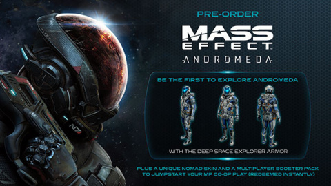 Mass Effect Andromeda en promotion sur Gamesplanet