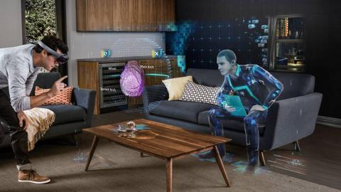 Asobo Studio proposera un stand holographique au Laval Virtual