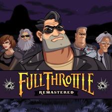 Full Throttle Remastered sur Vita
