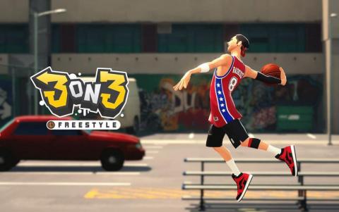 3on3 Freestyle : le air-ball venu de Corée du Sud sur PS4