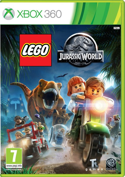 LEGO Jurassic World sur 360