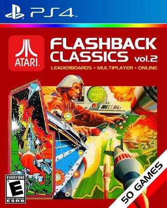 Atari Flashback Classics Volume 2 sur PS4
