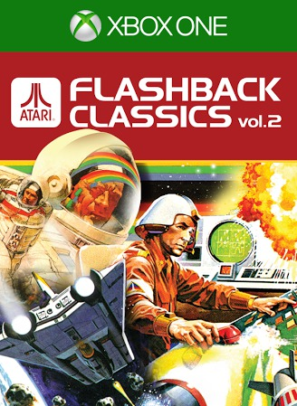 Atari Flashback Classics Volume 2 sur ONE