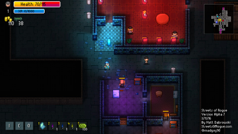 Streets of Rogue sortira de son Early Access en juillet