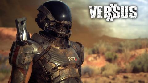 Versus Mass Effect Andromeda - Le comparatif des versions PC, Xbox One et PS4