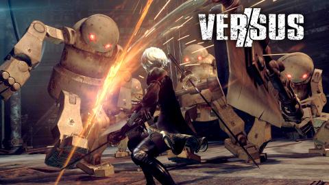 Versus NieR : Automata - Le comparatif des versions PS4 / PS4 Pro