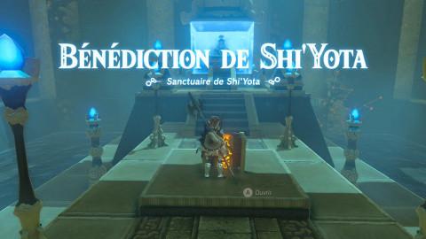 Le dompteur de vent - Shi'Yota